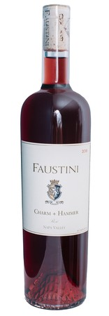 2016 Faustini Charm & Hammer Rose